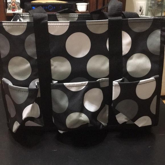 Thirty One Bags Ziptop Organizing Utility Tote By Thirtyone Poshmark
